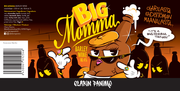 Big Momma barley wine 10,4% 330ml
