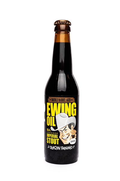 DBA Ewing Oil Imperial Stout 10,4% - 330ml
